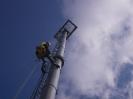 Stožár bude součástí nové nádražní budovy