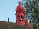 Nátěr věže kapličky