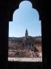 Pohled na Český Krumlov