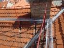 Montáž zinkovaných komínových lávek s vysokou životností