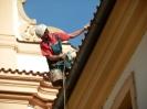 Opravy střech na kostelech v Plzeňském kraji